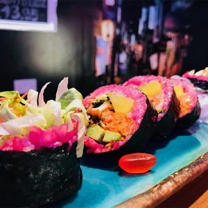 Japan Street Food Paisley - Futomaki Roll