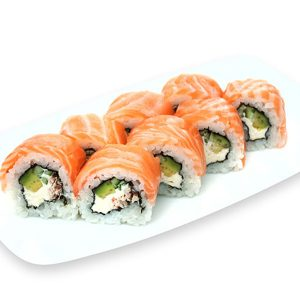 Japan Street Food Paisley - Salmon Philadelphia Roll