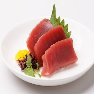 Japan Street Food Paisley -Tuna Sashimi